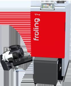 Fröling T4 Biomass Boiler