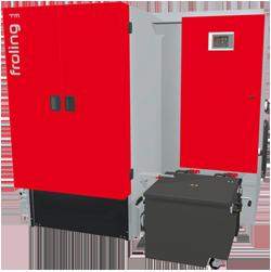 Fröling Turbomat Biomass Boiler