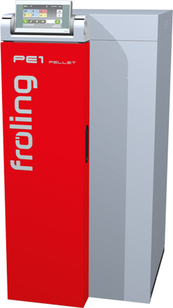 Fröling PE1 Biomass Boiler