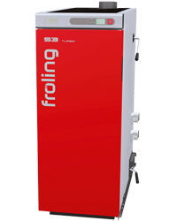 Fröling S3 Biomass Boiler