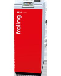 Fröling S4 Biomass Boiler
