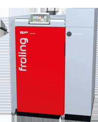 Fröling SP Dual Compact Biomass Boiler
