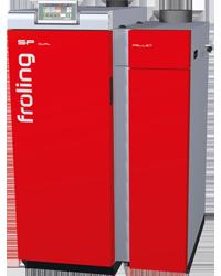 Fröling SP Dual Biomass Boiler