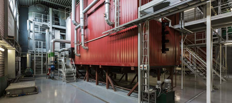 URBAS Biomass Plants