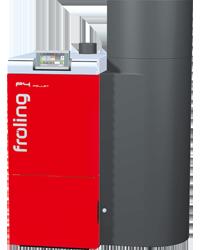Fröling P4 Biomass Boiler