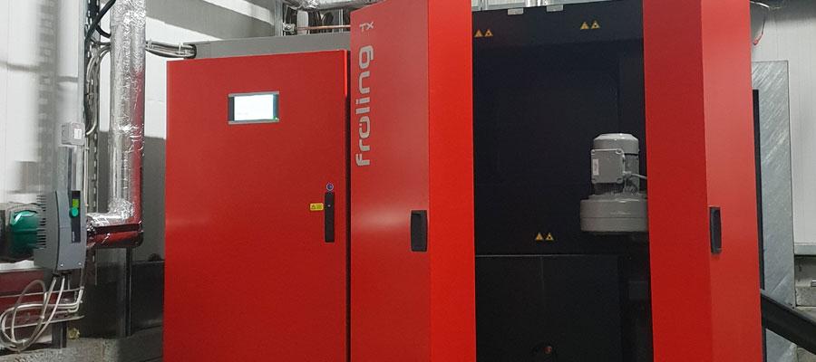 Biomass Engineering ESCO Contract