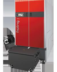 Fröling T4e Biomass Boiler